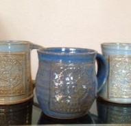 Dancing Turtle Ceramic Mug